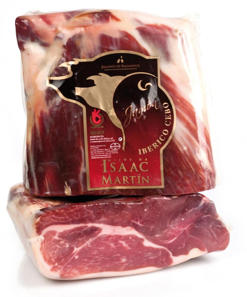 deboned ham